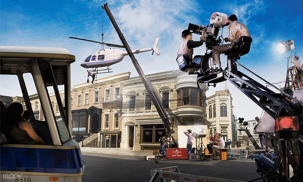 洛杉磯好萊塢環球影城快速通行門票& VIP 門票